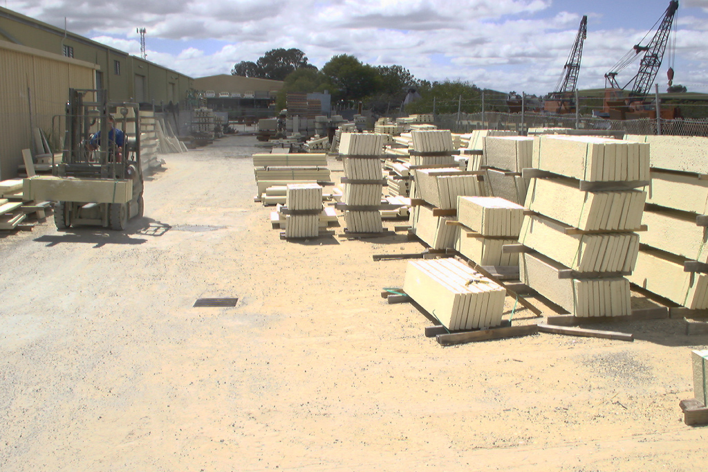 Our Landsdale Factory Retaining Perth